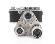 Haber & Fink 3 Lens Turret for Leica