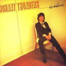 Johnny Thunders - So Alone NEW CD