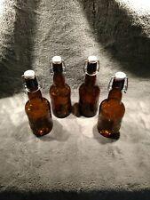 Vintage Grolsch Bottles Flip Top