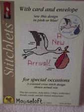 Baby Card Cross Stitch Kits
