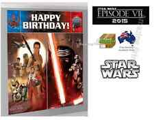 Star Wars Birthday Party Decorations Scene Setter Wall Decorating Kit Child Boys
