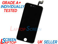 """A1633 Replacement Apple iPhone 6S 4.7"""" Touch Screen Digitizer Glass LCD Black"""