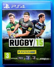 Rugby 15 - PS4 Playstation 4 - FREE 1st CLASS & FAST POST