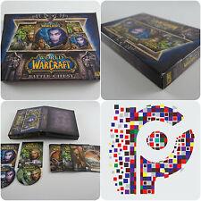 World of Warcraft Battle sul petto una bufera di neve gioco per PC su CD-ROM in buonissima condizione
