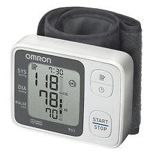 Omron RS3 Misuratore Pressione  polso rileva battiti irregolari manuale in pdf