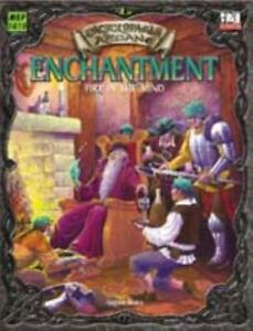 Mongoose d20 RPG Enchantment - Fire in the Mind NM