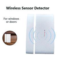 433 MHz Wireless GSM Window Door Burglar Security Alarm System Magnetic Sensor