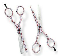 Hair Cutting Scissors Shears Professional Thinning Set Hairdressing Salon Barber