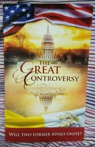 The Great Controversy by Ellen G. White Paperback Conflict Series 2020
