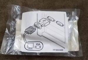 Dell DVI to VGA Adapter Converter DVI Male to VGA Female *FREE Shipping Tracking