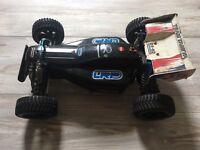 RC brushless buggy 1:10 Tamiya mit Ersatzteile