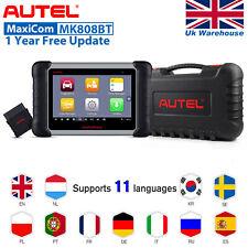 Autel MK808BT Tablet OBD2 Auto Diagnostic Scanners Tool Than MK808TS DS808 DS708