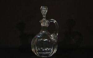Carafe en cristal, Baccarat / Crystal decanter,  Baccarat