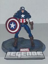 Marvel Legends 172 - CAPTAIN AMERICA ULTIMATE - Loose Figure - BLUE LEG VARIANT