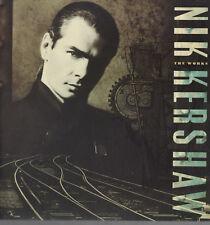 """NIK KERSHAW """" THE WORKS """" LP 33 GIRI NUOVO"""