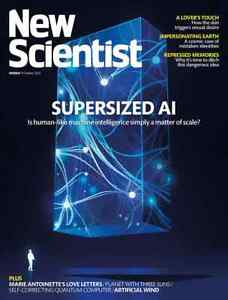 NEW SCIENTIST MAGAZINE 3355 ~ 9th OCTOBER 2021 ~ SPECIAL OFFER BUY ANY 6 FOR £10