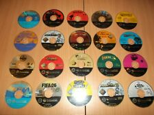 lot de 18 cd seul nintendo game cube