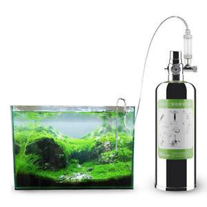 1L Aquarium CO2 Generator System Kit CO2 Generator System Carbon Dioxide T1R7