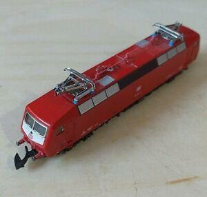 Marklin Mini Club 8848 z gauge Bo-Bo Electric Locomotive 120-104-5 VG boxed