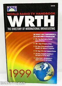 World Radio & TV Handbook WRTH 1999 - Shortwave Info - Reviews - Advertisements