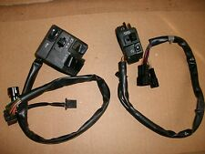 11 12 13 2013 KAWASAKI ZX10R ZX 10 R 1000 LEFT & RIGHT SWITCHES FOR PARTS ONLY