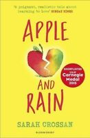 Apple and Rain - New Book Crossan, Sarah