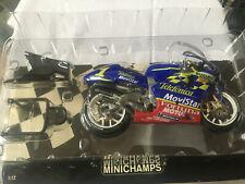 MINICHAMPS Suzuki RGV 500 Kenny Roberts 2001 122 016201 M 1:12