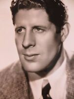 1930s Movie Star Rudy Vallee Vintage Original B&W Portrait Photo #30