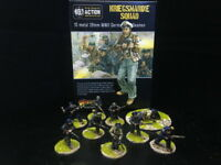 1/56 28mm DPS painted Bolt Action WW2 Kriegsmarine Squad, Warlord Games RC1003