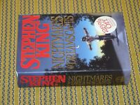 Nightmares and Dreamscapes by Stephen King (1993, Hardcover) 1st/1st