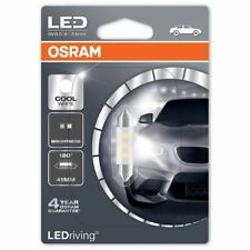 OSRAM C5W 264 41mm 6441CW-01B Festoon Cool White LED 6000K Bulbo Interior Single