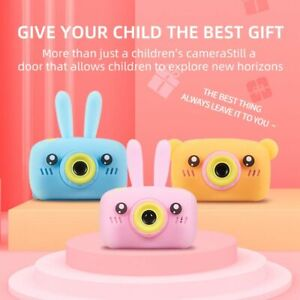 Digital Camera for Kids,Shockproof and Front and Rear Selfie Camera 12.0M with 2