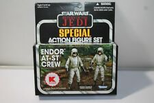 STAR WARS ENDOR AT-ST CREW ROTJ  NEW KMART EXCLUSIVE 2012