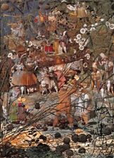 Richard Dadd The Fairy Feller's Master Stroke Print Poster Picture Image Art A4