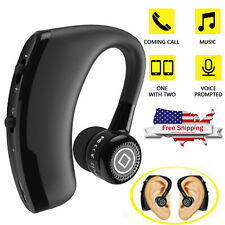 Wireless Stereo Bluetooth Headset Earphone For Huawei P30 P20 Lite P10 P9 Zte Lg