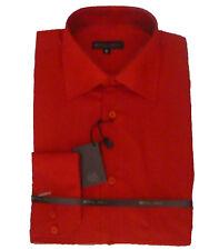 Camisas  hombre de palaci's , rojo ,talla S