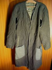 rare doublure US  Army manteau imperméable officier WW2 Vietnam