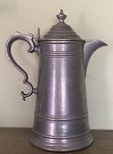 Wilton Armetale Rwp Usa Country French Coffee Pot Vintage