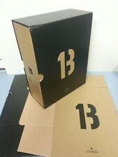 BURTON snowboard 2013 heavy duty catalog/magazine storage boxes ~NEW~!!