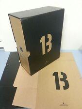 BURTON snowboard 2013 heavy duty catalog/magazine storage boxes ~NEW~!!