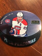 2016-17 UD Opee Chee Platinum Puck Personas #PP-13 Max Pacioretty