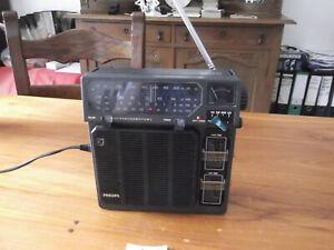 Radio Philips 860 Kofferradio  860 90AL860/22R  1977,2 Kg.23 cm h.