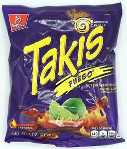 Barcel Takis Fuego 4 oz