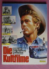 (R13_0) DIE KULTFILME Ein Filmbuch von Cinema 1. Auflage 1989