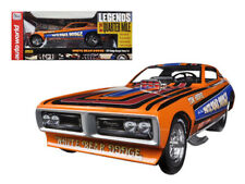 Auto World 1:18 TOM HOOVER 1971 Dodge Charger White Bear NHRA Funny Car AW1161