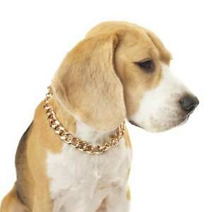 The Notorious D.O.G. Rose Gold Pet Chain Necklace