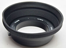 Hood 55mm Filter Thread Snap On Collapsible
