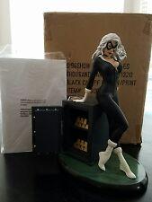 BLACK CAT PREMIUM FORMAT FIGURE SIDESHOW Exclusive 1/4 SCALE statue