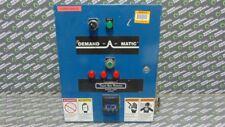USED Quincy 115004-02L Demand-A-Matic Compressor Control Assembly