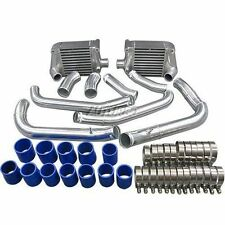 NEW Bolt On Side Mount TURBO Intercooler kit FIT NISSAN 1990-96 Nissan 300ZX Z32